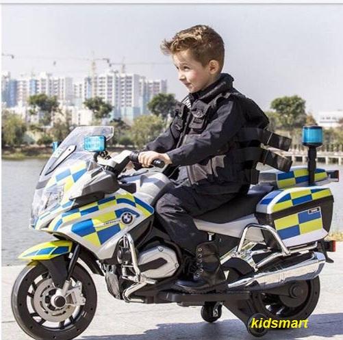 Xe moto điện Cảnh sát BMW R1200RT